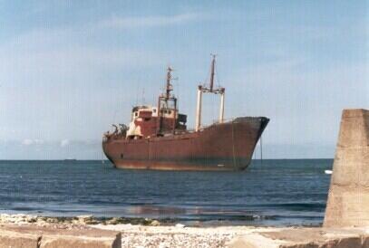 Neva stranding 1995