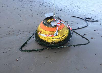 Strandingsgods Rijkswaterstaat